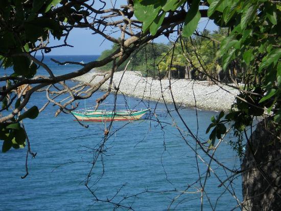 Tuko Beach Resort: the beach