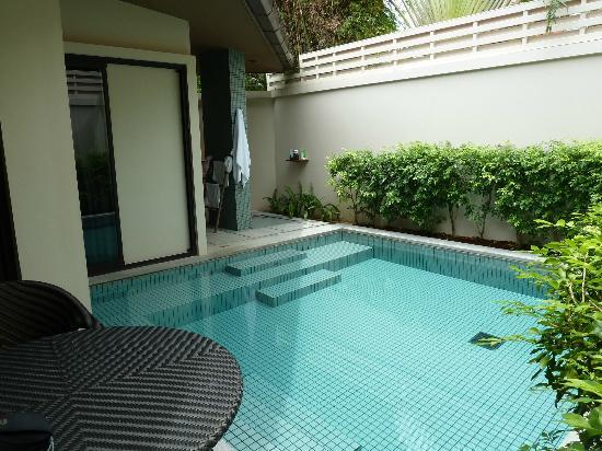 Dewa Et Pool Villa Shower Area
