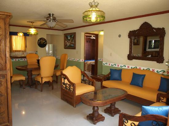 Hotel Las Golondrinas: Suite muy recomendable