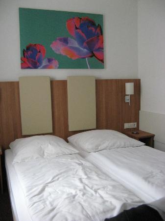 Hotel DomBlick: bed
