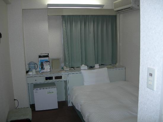 APA Hotel Kumamoto Koutsu Center Minami : 客室内