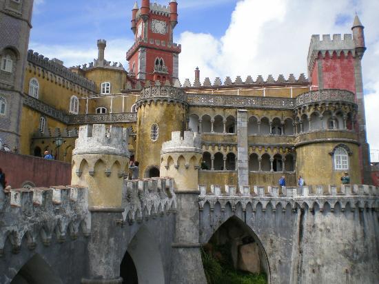 Quinta Colina Flora: Palacio de Péna