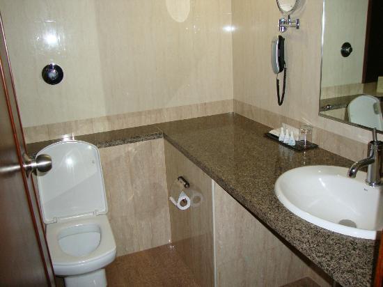 Bath room - Picture of The Ocean Pearl, Mangalore - TripAdvisor