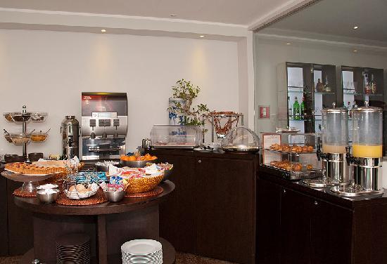 Hotel Villa Pannonia : Breakfast