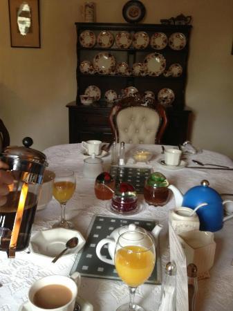 Mandalina at Masham : Dining room