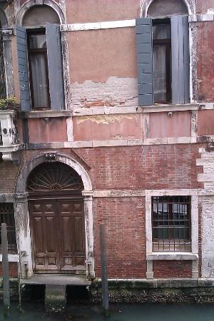 Casa Orfeo: view from the window