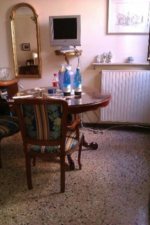 Casa Orfeo: room