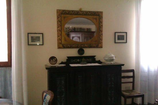Casa Orfeo: bedroom