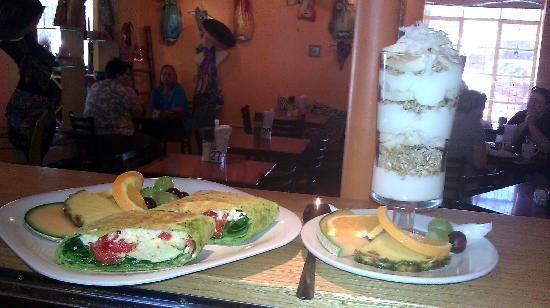 Mango Bistro: Healthiest breakfast in town!!