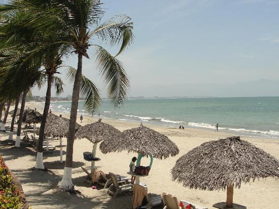 Vista Vallarta: La playa