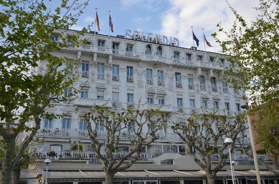 Hotel Splendid: une bien jolie façade