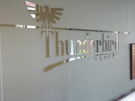 Binangonan, Filippinerna: thunderbird