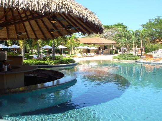 The Westin Golf Resort & Spa, Playa Conchal - An All-Inclusive Resort: pool bar