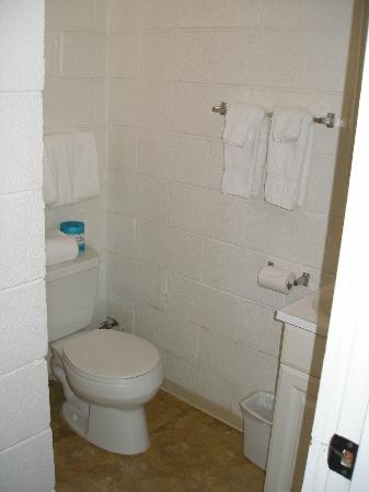 Primrose Inn and Suites: Bathroom