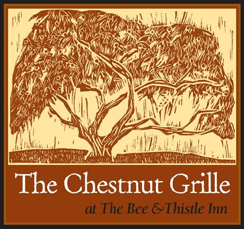 The Chestnut Grille at The Bee and Thistle Inn: The Chestnut Grille