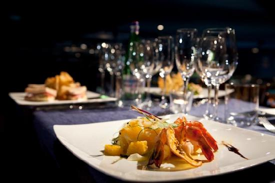 Blue Note Milano : Italian and international cuisine