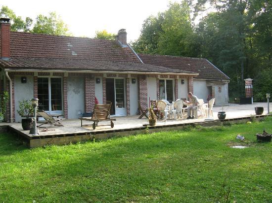 Chez Eric et Sylvie : Outside
