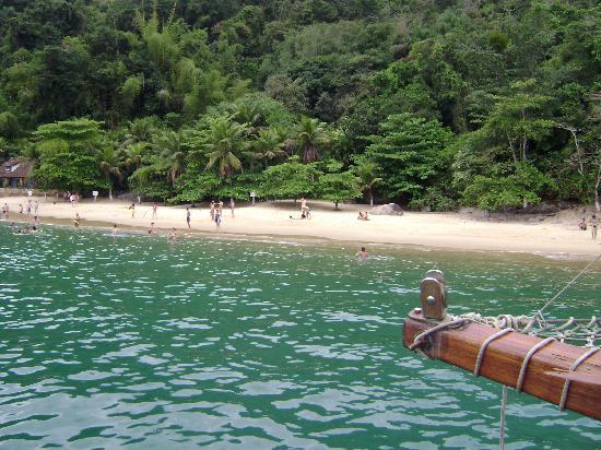 Baía de Paraty: Passeio de escuna