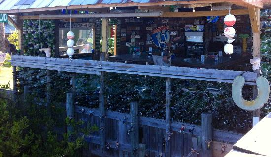 Cedar Key, FL: Tiki Bar