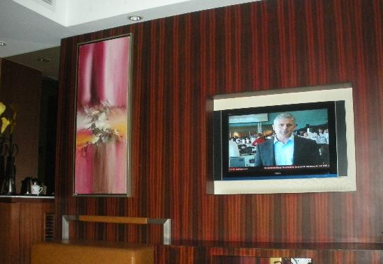 Unisplendour International Center Hotel : TV