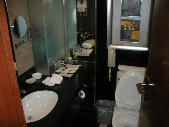 Unisplendour International Center Hotel : Bathroom