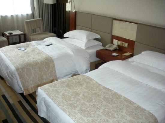 Unisplendour International Center Hotel : Beds