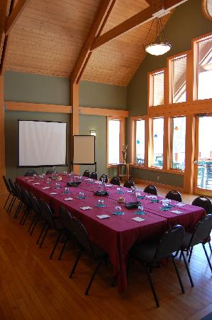 Minnewaska Lodge: Meeting Room