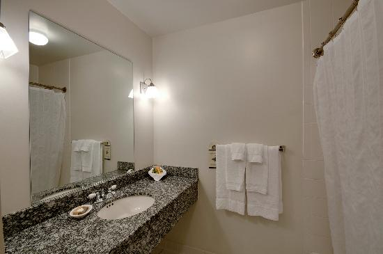 Minnewaska Lodge: Standard Guest Bath