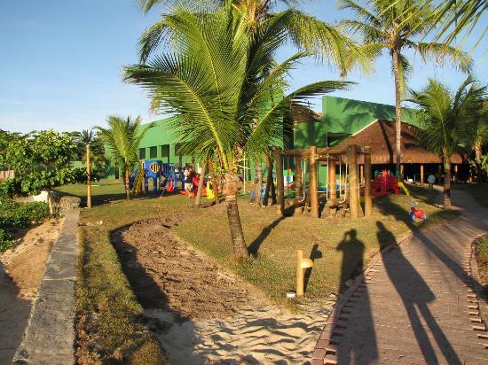 Arraial D'Ajuda Eco Resort: Área infantil