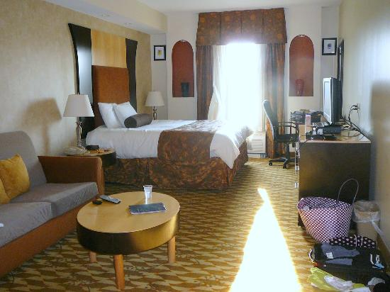 San's Boutique Hotel: The super large room