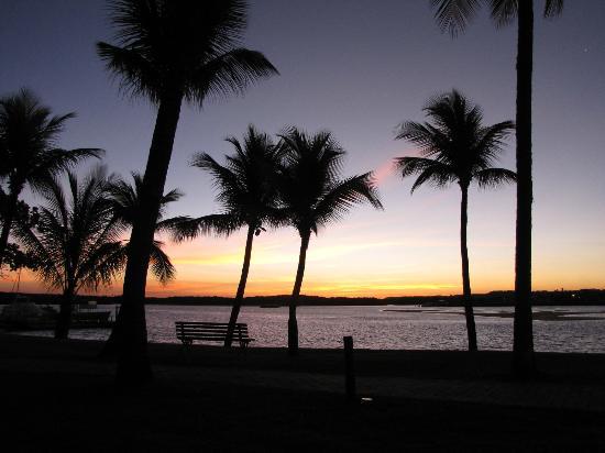 Arraial D'Ajuda Eco Resort: Fim de tarde
