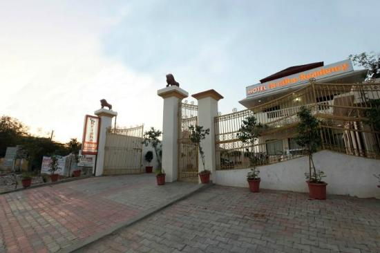 Kridha Residency - A Boutique Hotel: Entrance