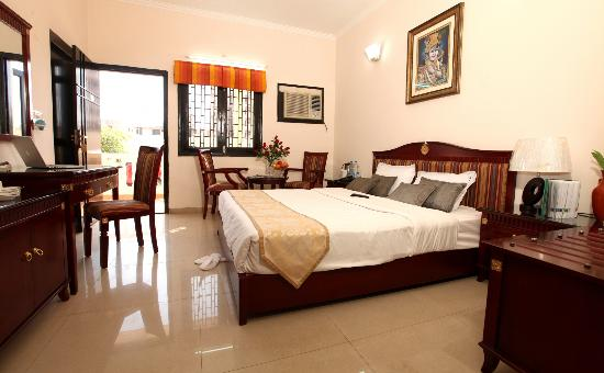 Kridha Residency - A Boutique Hotel: Deluxe Room