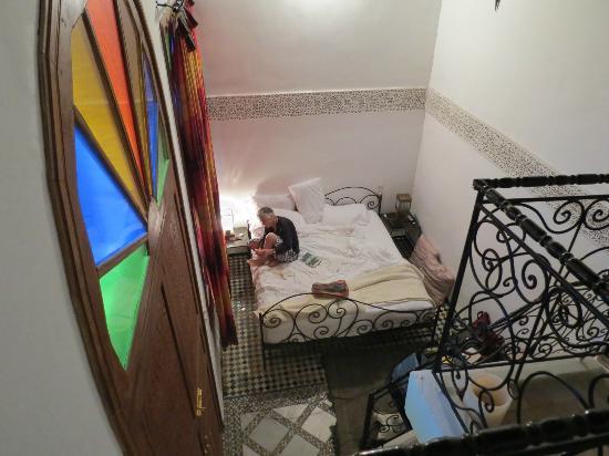 Riad Jamai: Coriander room