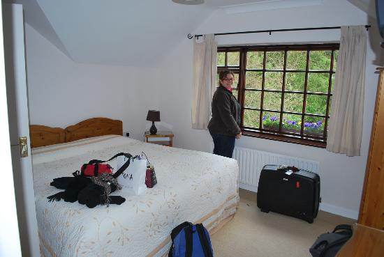 Woodside Lodge: LA CHAMBRE 1