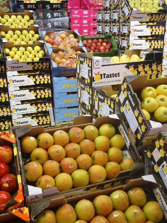 Rungis Market: Pavillon fruits