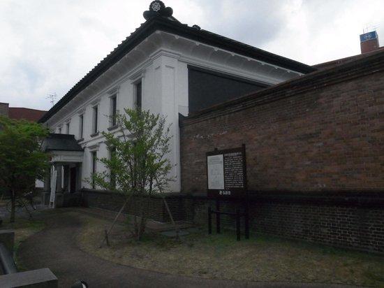 弘前市立百石町展示館