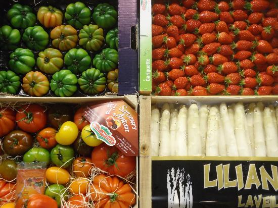 Rungis Market: Pavillon légumes