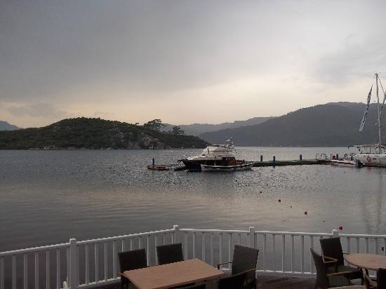 Club Adakoy Resort Hotel: pontoon