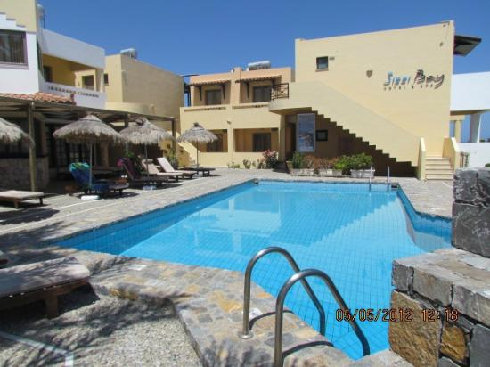 Sissi Bay Spa Hotel Kreta