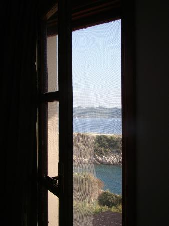 Aqua Princess Hotel: from window