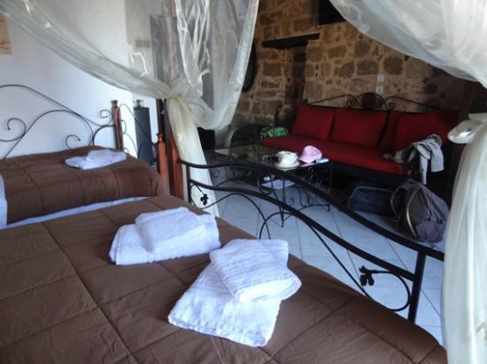 Saint Michel : chambre 4