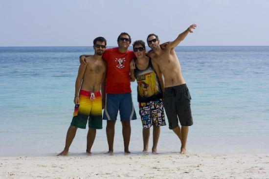 Beach House Imperial Laguna Cancun Hotel: playa