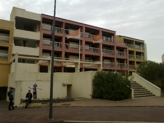 Residence maeva les jardins de la madragde hotel francia for Cap d agde jardin d eden