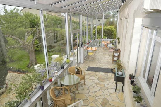 Villa Corisande : VERANDA