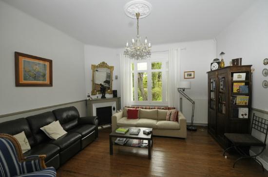 Villa Corisande : SALON