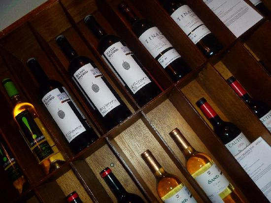 Pincho & Ole : vinos