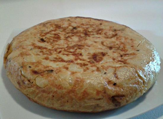 Pincho & Ole : tortilla de patatas