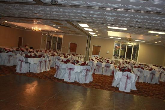 Red Lion Hotel Farmington: Banquet hall