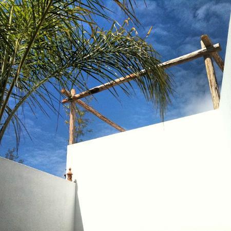 Calcada Guesthouse : Outside